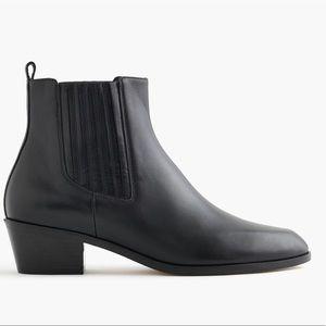 J.Crew Aggie Chelsea Boots